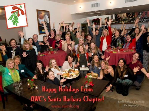 AWC Santa Barbara Holiday Party 2014